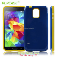 soft hard plastic phone case back cover for samsung galaxy s5