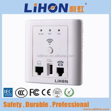 220V/POE power supply mini wireless ap wifi access point