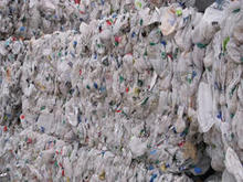 PET Bottle Scrap, PVC, EPS Block, HDPE