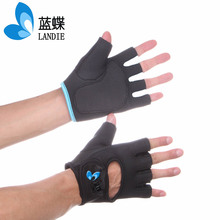 Tot sale leather glove motorcycle