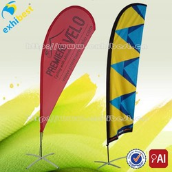 beach flying banner flying banner Beach Flag/Flying Flag Pole and banner, Teardrop Flag