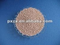 3A molecular sieve for liquid drying