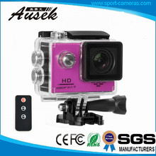 Sports Diving Car Recorder DVR Cam Action Camera Helmet Cam IR controller sj4000 wifi remote with full hd 1080p