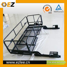 hitch mount cargo carrier luggage carrier