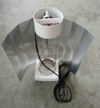 Wing Air Cooled Tube reflector/hydroponics grow light /250w 400w 600w 1000w HPS/MH reflector with yoyo in grow tent