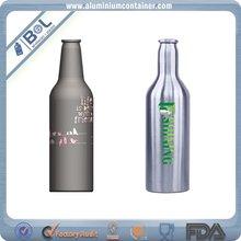 2014 1l high quality aluminum beer bottle