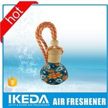 Fragrance lasting automatic car air freshener