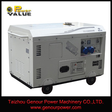 Electric Generator Power Small Fuel Less 10kw 10kva Diesel Generator Price For Sale