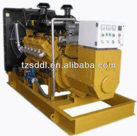 CE&ISO approved Famous manufacturer Kangmingsi 200kw generator natural gas