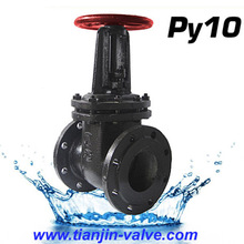 Good quality China valve manufacturer GOST butt weld gate valve