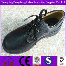 Best selling steel toe heated resistant security shoes