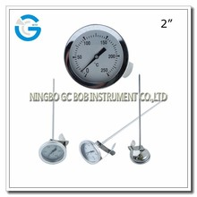 High quality stainless steel cooking oven thermometer