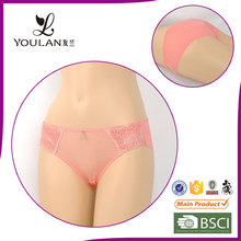 China Wholesale Good Quality Lovely Girl Lace Mesh Ladies Beautiful Panty Sex Girl