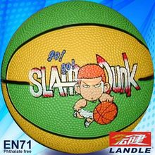 Standard Size custom bulk basketball