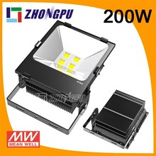 Professional Outdoor Projects Lighting LED Lamps 200w car parking sensors led