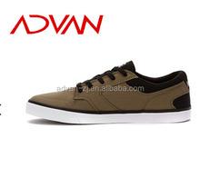 wholesale 2015 Fashion Men Shoes Sneakers Vulcanized Shoes Men Light Tan Lace Up