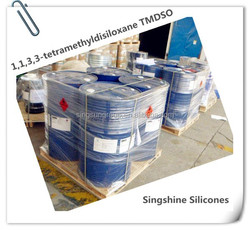 TMDSO, tetramethyl dihydro disiloxane silicone oil direct factory supplier