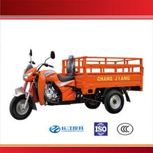 Wholesale 3 wheel gas motor tricycle for cargo widely used in Egypt