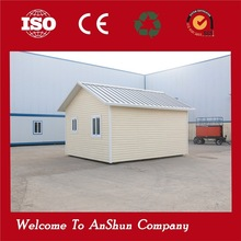 2015 Latest Brief and Natural sandwich panel panel prefabricated house