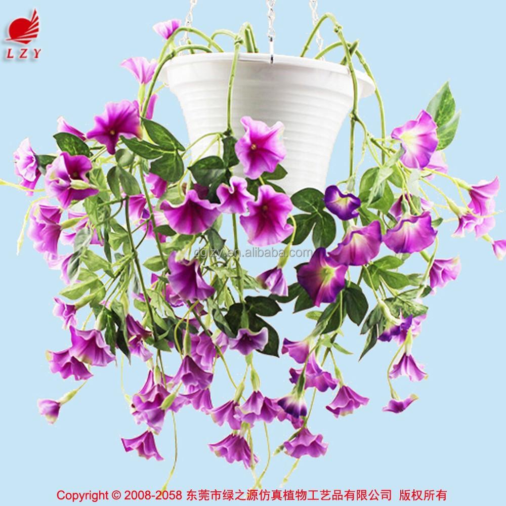 D coratifs guirlande de fleurs artificielles guirlande de for Guirlande fleurs artificielles