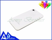 for original black iphone 4 back cover housing,for iphone 4 back housing