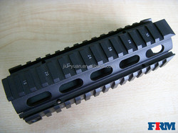7'' M4 picatinny\weaver quad rail mount