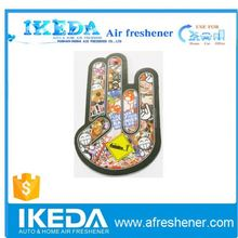 14 years experienced various customized paper air freshener