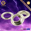 Wholesales eyelet metal brass round garment brass eyelet