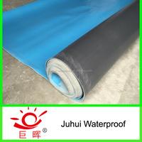 pvc roof garden waterproofing membrane/thatch roofing waterproof membrane