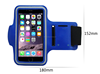 Universal Outdoor Cycling Sports Running Wrist Pouch Mobile Phone Arm Bag