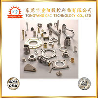 China metals manufacturer custom central machinery lathe parts manual
