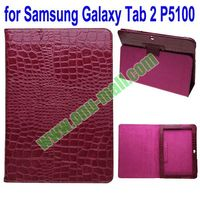 Stand Belt Clip Holster Case Cover for Samsung Gal Tab 2 P5100 Leather Case with Holder