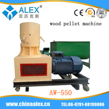 competive abd high quality chicken feed pellet machine line wood shaving pellet press machine hot in Jordan