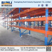 Dongguan factory reliable and durable longspan shelf storage