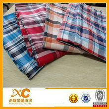 high quality stock lot y/d cotton fabric