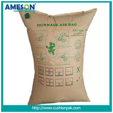 different size dunnage bag for your different packaging choices