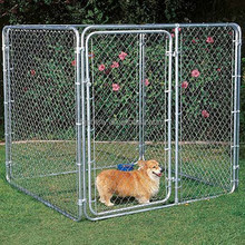 Hot Dipped Galvanized outdoor temporary dog fence