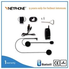 Hot sale 500m wireless bluetooth motorcycle interphone