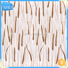 Natural style eco-resin room use petg resin decoration sheet of good quality