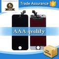 Para el iphone 5 pantalla táctil lcd, Para el iphone 5 cristal de la pantalla, Para el iphone 5 china de la pantalla táctil teléfonos móviles