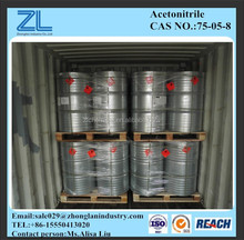 99.99% Acetonitrile HPLC grado solvente