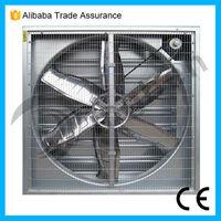 2015 industrial fan shutter louvered exhaust extractor fan duct