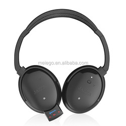 Mobile phone accessories 2015 wireless noise cancelling best stereo headphones