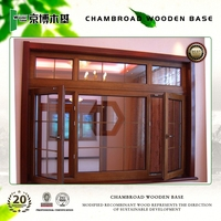 burglar-resistant wood windows