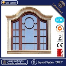 Swing,sliding, casement Open Style and aluminum Frame Material operating round windows