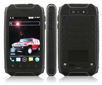 H1 Android Dustproof Phone IP67 Outdoor mobile 3.5'' 960x640p Retina Screen MTk6515 Cortex A9 CPU 2800mAH Battery Rug