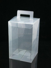 Customized translucent plastic packaging box,clear free sample for eco friendly plastic packaging box with custom design