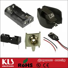 Good quality 9V Battery holder connector UL CE ROHS 014 KLS