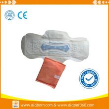 Napkins With logo black unreusable sanitary pads