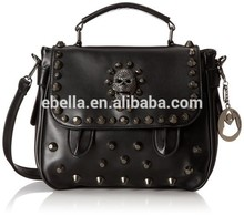 Hot fashionable design handbag leather branded bag handbag factories in china for high standard quality